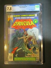 Marvel Comics Tomb of Dracula # 70/ CGC GRADED 1979 Vintage Old Comic Book