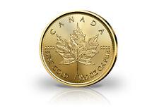 Maple Leaf 1/20 Pouces Pièce en Or Année 2020 Canada