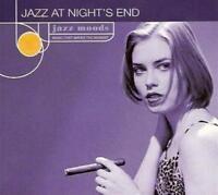 JAZZ MOODS Jazz at Night's End CD NEW DIGIPAK