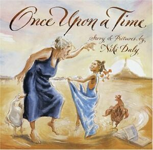 Once Upon a Time by Daly, Niki Paperback Book The Fast Free Shipping