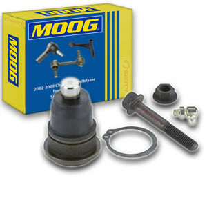 MOOG Front Upper Suspension Ball Joint for 2002-2009 Chevrolet Trailblazer qw