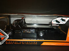 Jada Durastar International 4400 Flatbed Tow Truck Black 1/24 92351