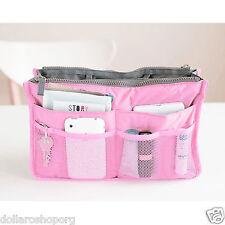 Organizer per borse Bag in organizza la borsa con tasche interne ed esterne ROSA