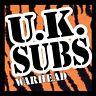 UK SUBS - WARHEAD  CD+DVD NEU