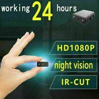 1080P FULL HD Micro Mini Hidden Spy Camera HD Security Pinhole Cam Night Vision