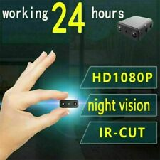 1080P Micro Wireless Mini Hidden Spy Camera HD Security Pinhole Cam Night Vision