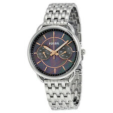 Fossil Tailor Multi-Function Gray Dial Ladies Watch ES3911