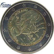 *** 2 EURO Gedenkmünze VATIKAN 2008 Paulus Jahr Papst Vaticano Coin KMS Münze **