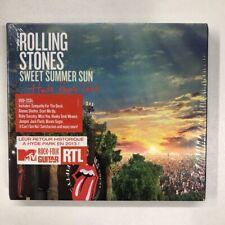 rolling stones sweet summer sun coffret 2 cd 1 dvd neuf sous blister
