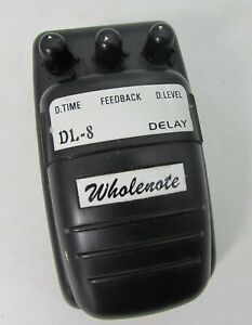 Wholenote DL-8 GUITAR DELAY PEDAL