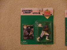 Marshall Faulk Starting Lineup 1995 Indianapolis Colts Free Shipping