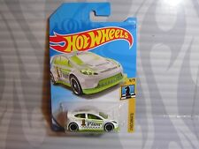 2018 HOT WHEELS ''CHECKMATE'' #263 = `12 FORD FIESTA = WHITE  ,int