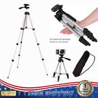 Professional Camera Tripod Stand for Digital Camera Camcorder Nikon Canon Sony