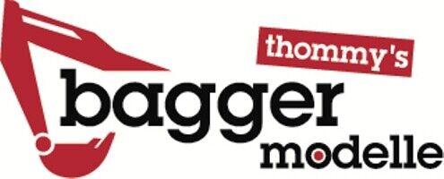 Baggermodelle