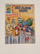 Vintage Get Along Gang Magazine Issue 39 11th Jan 1986 VGC No marks /colouring