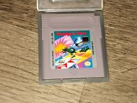 Revenge of the Gator Nintendo Game Boy w/Case Cleaned & Tested Authentic