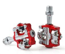 Alloy MTB Mountain Bicycle Pedal Sealed Bearing Clipless pedal SPD Bike Pedals