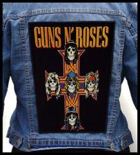 GUNS N ROSES --- Giant Backpatch Back Patch / Pink Floyd Bon Jovi Aerosmith