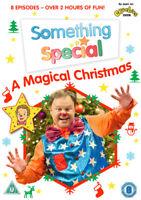 Something Special: A Magical Christmas DVD (2018) Justin Fletcher cert U