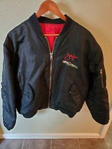 John Force Jacket Large
