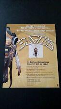 "Eagles ""The Very Best"" 2003 Rare Original Print Promo Poster Ad"