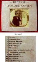 CD Leonard Cohen The Best of Leonard Cohen (Neuware)