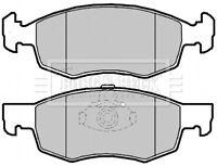 Borg & Beck Disc Brake Pad Set Pads BBP2087 - GENUINE - 5 YEAR WARRANTY