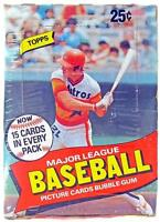 1980 Topps Baseball - Pick A Player - Cards 1-250