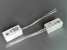 1 set AC187K + AC188K NPN/PNP germanium transistors NOS