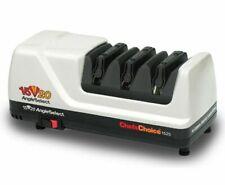 Chef'sChoice Model 1520 Diamond Hone AngleSelect Sharpener - White