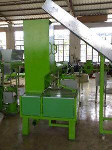 Kunststoff Plastik Holz Schredder ETCR15mit 11 KW