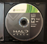 Halo Reach — Disc Only! Fast Free Shipping! (Microsoft Xbox 360, 2010)