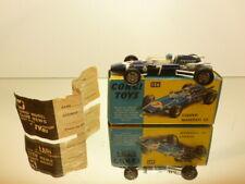 CORGI TOYS 156 COOPER MASERAT F1 #7 - BLUE 1:43 - VERY GOOD CONDITION IN BOX