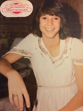 Kristy McNichol, Robby Benson, Double Full Page Vintage Pinup