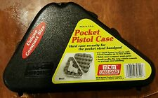 Lockable Hand Gun Case. Perfect for Compact, Sub Compact,  and Pocket Handguns.