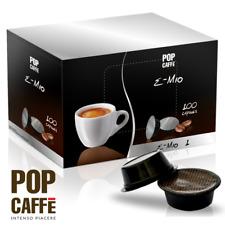 CAPSULE COMPATIBILI A MODO MIO LAVAZZA POP CAFFE M.1 CIALDE SUPERPROMO 400 PZ