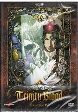 dvd -  TRINITY BLOOD CAPITOLO IV