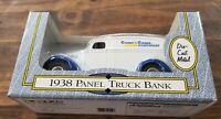 ERTL Collectibles 1938 Panel Truck Bank Coast to Coast Hardware