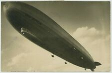 GRAF ZEPPELIN LZ-127 Germany to Switzerland Luftschiff OnBoard Postmark Airmail