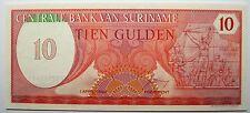 - Très beau billet - SURINAM - 10 Gulden - 1982 - Neuf -
