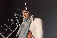 RARE ELVIS ORIGINAL PHOTO 1970'S CONCERT TOUR SEAN SHAVER ESTATE LOT 091