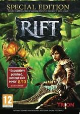 Rift Special Edition IBM PC CD Video Game Role Playing 2011