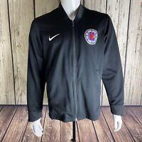 Los Angeles Clippers Nike Dri-Fit Full Zip jacket size Medium
