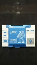BANDAI  - space centurion gundam  - COMPLETE - triple vision/lcd/game and watch