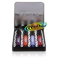 Technic Metallic Lip Gloss/Liquid Lipstick 4 shades 4ml Kit Girls Gift Set