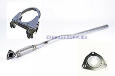VAUXHALL ASTRA H MK5 FRONT EXHAUST FLEXI LINK PIPE GM508E - 3 YEAR WARRANTY
