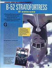 B-52 STRATOFORTRESS - GRANDI AEREI DA COMBATTIMENTO