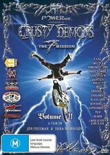 Crusty Demons - The 7th Mission (DVD, 2010) -  Disc is in MINT Condition