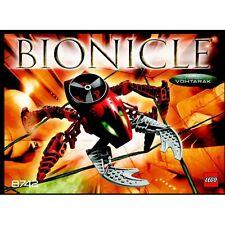 Juego De Lego Bionicle Visorak Vohtarak de 8742, Completa