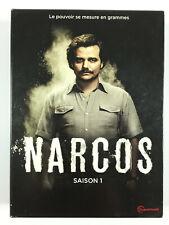 Narcos Saison 1 Coffret DVD